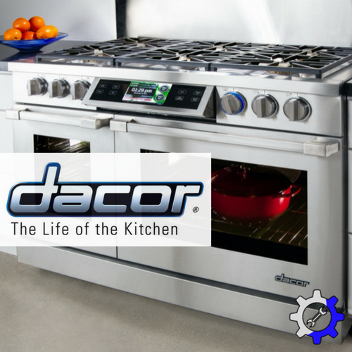 Repair for my Dacor appliances in Clawson, Mi