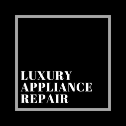Luxury Appliance Repair Logo